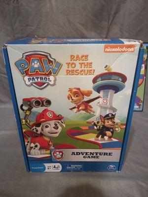 Pawpatrol board game for Sale in Lawrenceville, GA