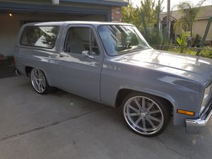 1980 chevy blazer 2wd for Sale in San Francisco, CA