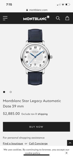 Montblanc Automatic for Sale in Prospect Heights, IL