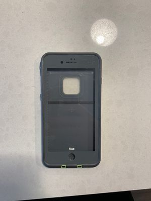iPhone 8+ Life proof waterproof case for Sale in San Diego, CA