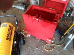 Ballast box for cat 1 3 point hitch for Sale in New Milford, PA