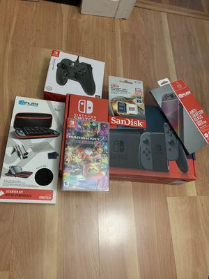 Nintendo Switch bundle for Sale in Seattle, WA