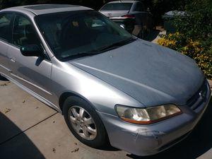2002 Honda accord ex for Sale in Sacramento, CA
