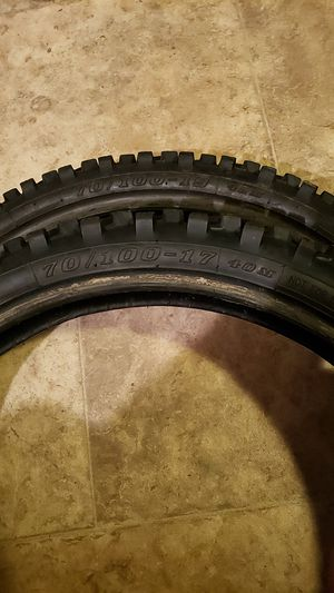Dirt bike tires for Sale in West Mifflin, PA