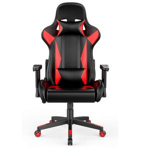 Comfortable BIFMA Certified Racing Computer Gaming Chair with Premium PU Leather for Sale in Santa Monica, CA