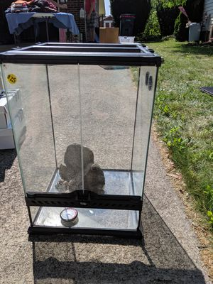 Reptile cage for Sale in Niagara Falls, NY