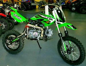 Coolster 125 Dirt Bike (Special Price) for Sale in Dallas, TX