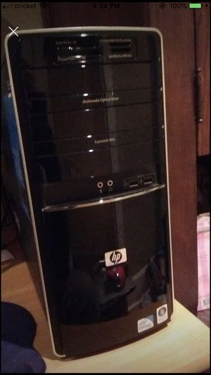 HP desktop computer PC for Sale in Lancaster, OH