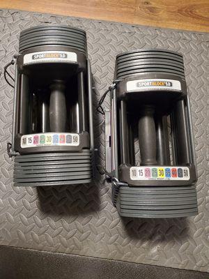 Power block dumbbells for Sale in Renton, WA