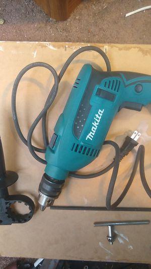 Makita 5/8 Hammer Drill for Sale in Ontario, CA