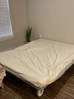 Ikea Futon - Full Queen Size Bed for Sale in Pearland,  TX