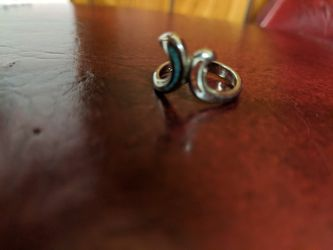 Vintage native American ring size 6 for Sale in Groton,  VT