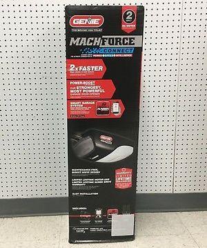 Smart Garage Door Opener MachForce 140V 2 HP Premium Screw Motor system for Sale in Huntington Park, CA