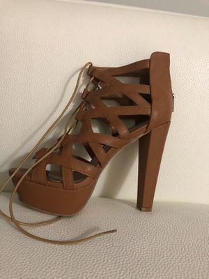 Light brown high heels for Sale in Hialeah, FL
