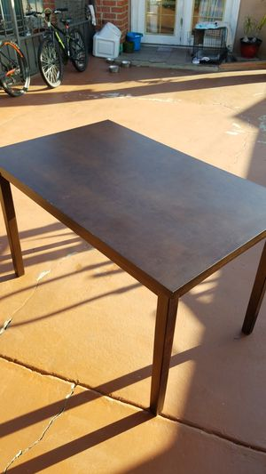Modern dining table for Sale in Fullerton, CA