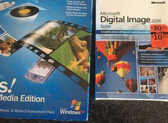 Software Combo-Digital Image Media Plus SEALED for Sale in Bellevue,  WA