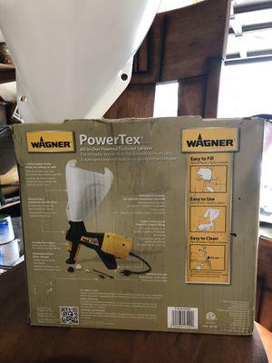 Wagner PowerTex Sprayer for Sale in Rancho Cordova, CA