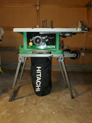 Hitachi table saw for Sale in Thornton, CO