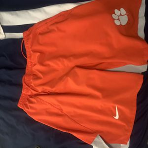 Clemson Tigers nike team issued shorts for Sale in Corona, CA