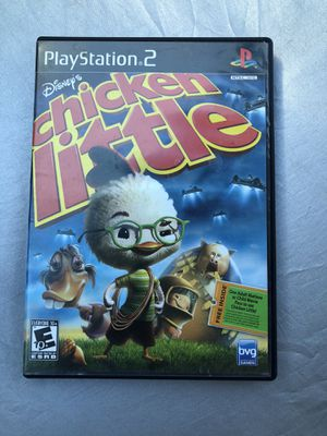 Disney's Chicken Little (PS2) for Sale in Talent, OR