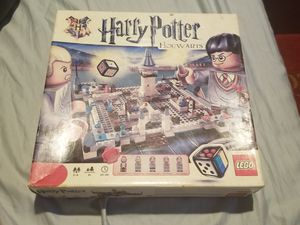 Lego Harry Potter Hogwarts board game for Sale in Los Angeles, CA
