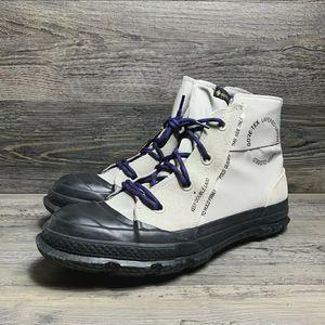 Converse Chuck Taylor MC18 HI Gore-Tex Gray Purple WaterProof for Sale in Walnut Creek, CA