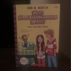 The babysitters club: Logan Like Mary Anne by Ann M. Martin for Sale in Jonesboro, GA