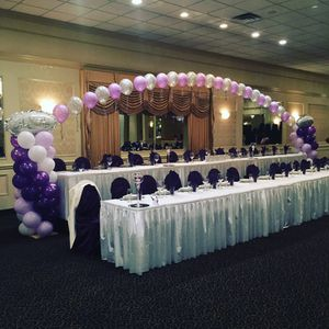 WEDDING HEAD TABLE BALLOONS for Sale in Detroit, MI