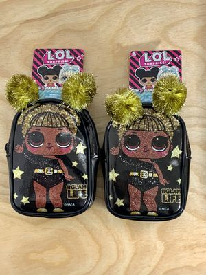 LOL Doll Glam Life keychain backpack for Sale in Los Angeles, CA
