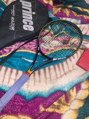 Collectors tennis racket for Sale in Fontana, CA