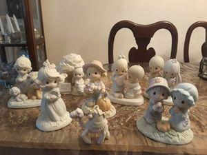 Precious moments figurines . for Sale in Kirkland, WA
