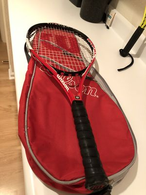 Tennis racket for Sale in Tracy, CA