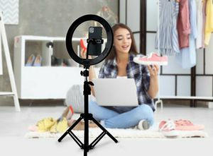 "U-STREAM Home Streaming Studio with 10"" Ring Light & Tripod for Sale in Anaheim, CA"