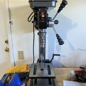 Central Machinery 12 Speed Drill Press for Sale in Oceanside, CA