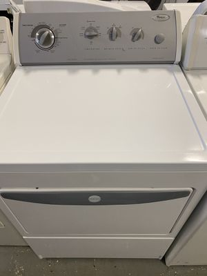 whirlpool dyr good working with warranty for Sale in Woodbridge, VA