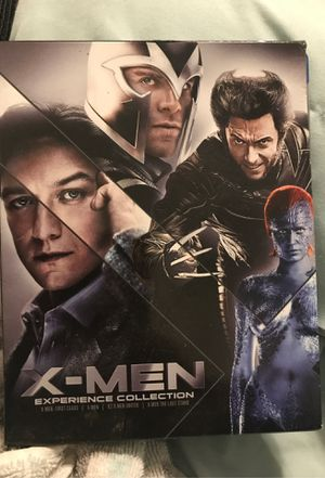 X-Men Blue Ray Experience Collection for Sale in Grand Prairie, TX