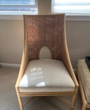 Chairs and ottoma for Sale in Cecil, AL