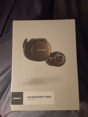 Bose Wireless Earbud Headphones for Sale in West Hollywood, CA