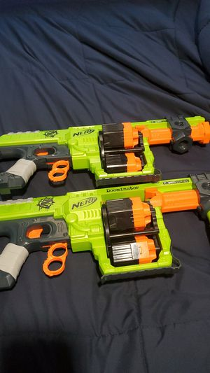 2 nerf guns for Sale in Ontario, CA