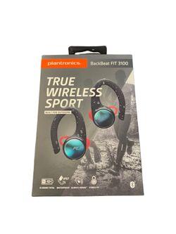 Plantronics - BackBeat FIT 3100 True Wireless Earbud Headphones - Black for Sale in HALNDLE BCH,  FL