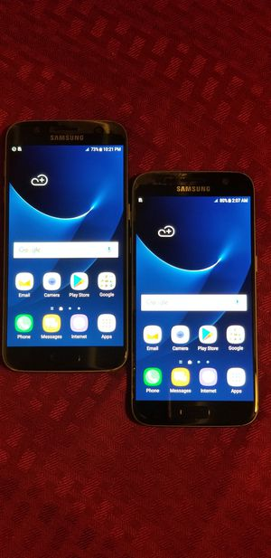 Samsung Galaxy S7, Factory Unlocked for Sale in Annandale, VA