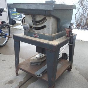 Craftsman Table Saw for Sale in East Peoria, IL