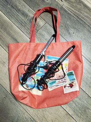 Conair Hair Curler and Straightener w/ free tote bag for Sale in Torrance, CA