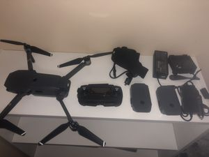 Drone: Mavic Pro Fly More Combo with Controller for Sale in Reynoldsburg, OH