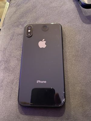 iPhone X Unlocked 256GB for Sale in Glendale, CA