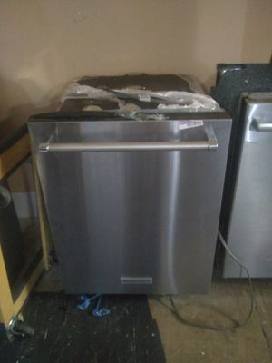 Kitchen-Aid stainless steel dishwasher home and kitchen appliances for Sale in San Diego, CA