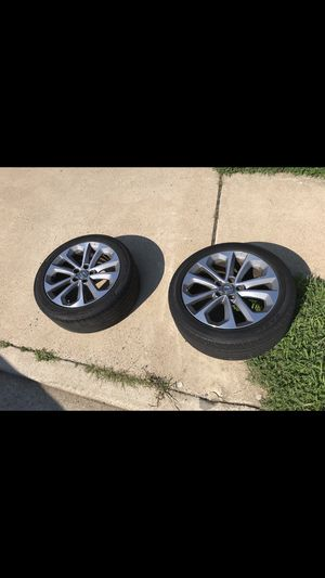 Honda Accord Sport 18in rims for Sale in Woodbridge, VA