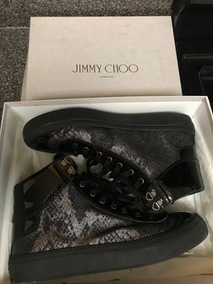 JIMMY CHOO 100% AUTHENTIC EURO 44/ US 10 for Sale in Reston, VA