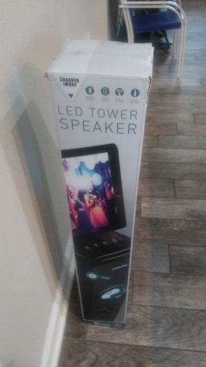LED Tower Speaker for Sale in Tampa, FL