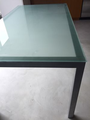 Dining Table, modern industrial for Sale in Seattle, WA